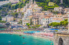 Sorrentohalvön med Capri & Rom ✈
