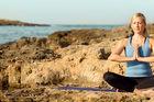Yogaresor på Rhodos