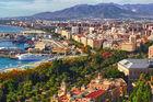 Fira påsk i Malaga, flyg för 2500 kr t/r